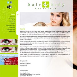 Hair & Body Adventure
