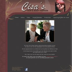 Cisa's Hair & Body Fashion