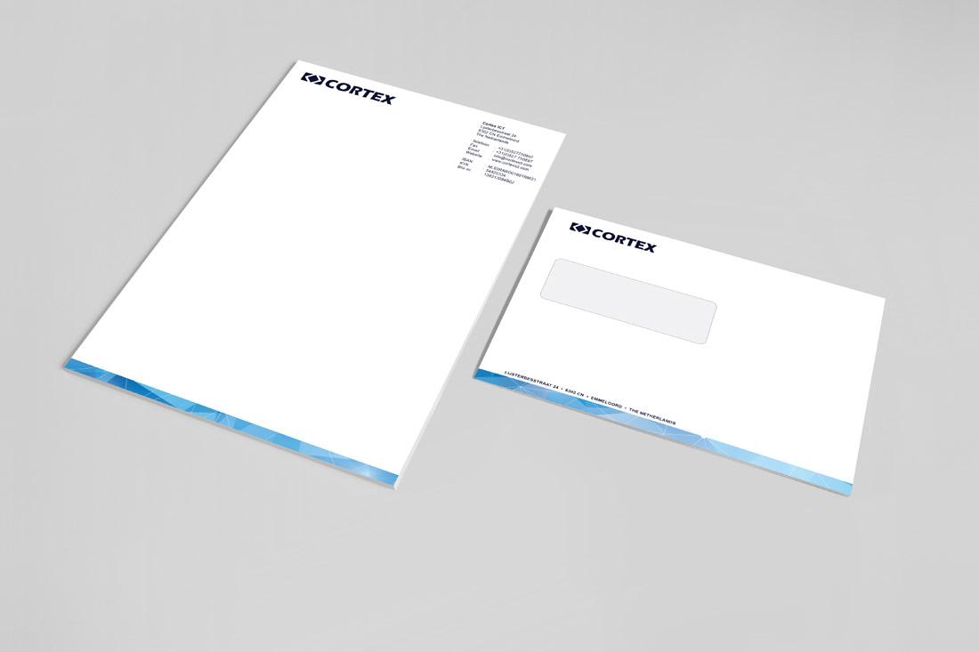 huisstijl-cortex-ict-briefpapier-envelop