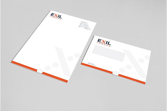 huisstijl-exil-lasers-briefpapier-envelop-overzicht