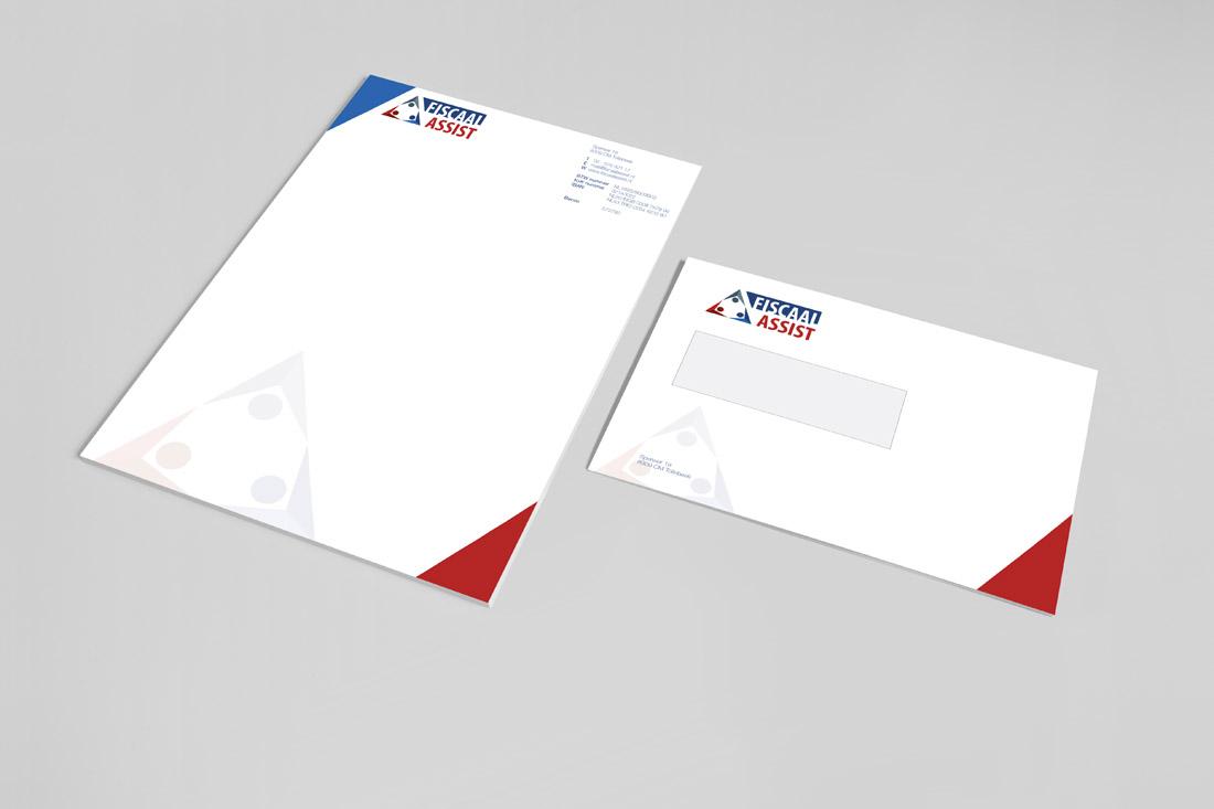 huisstijl-fiscaal-assist-briefpapier-envelop