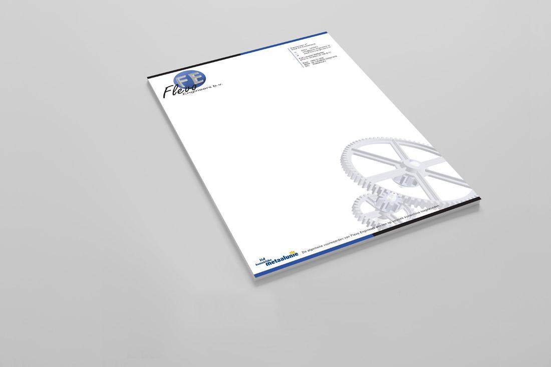 huisstijl-flevo-engineers-briefpapier