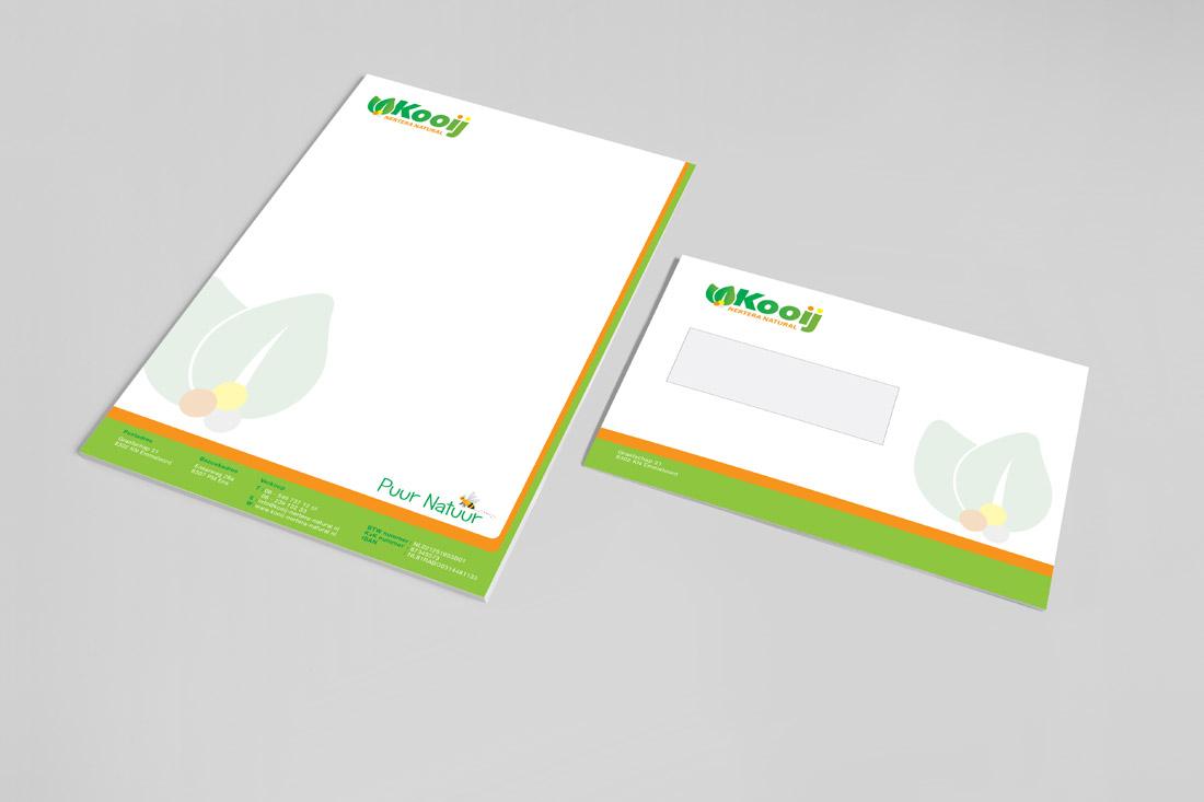 huisstijl-kooij-nertera-natural-briefpapier-envelop