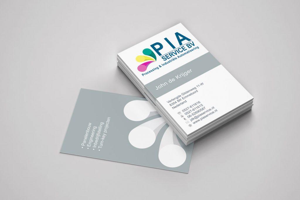 huisstijl-pia-service-visitekaart
