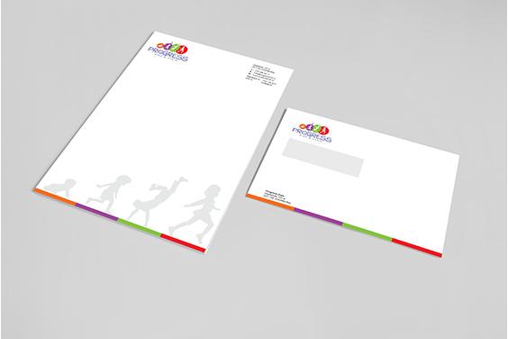 huisstijl-progress-kids-briefpapier-envelop-overzicht