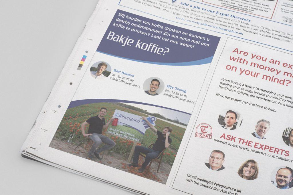 reclame-123huurgrond-advertentie-koffie