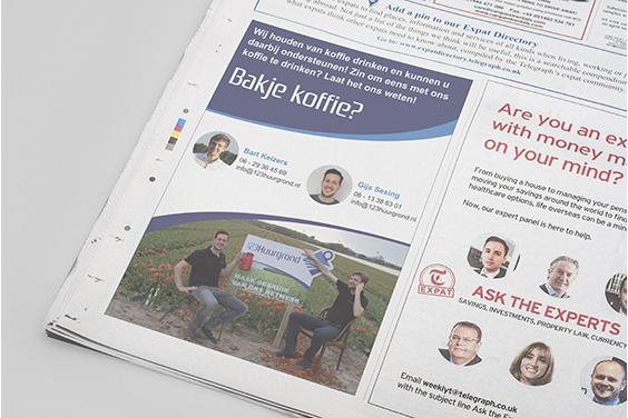 reclame-123huurgrond-advertentie-koffie-overzicht