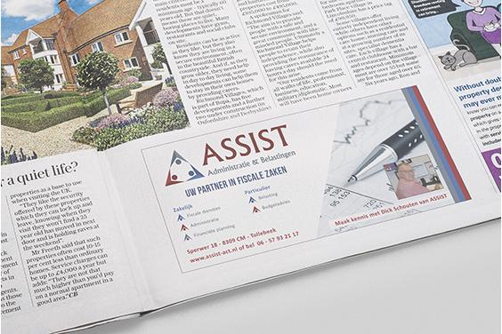 reclame-assist-advertentie-overzicht