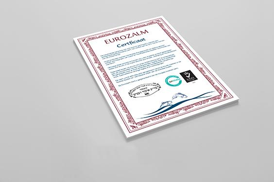 reclame-eurozalm-certificaat-overzicht