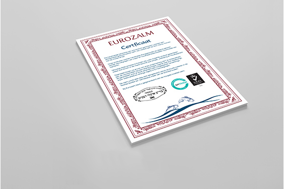 reclame-eurozalm-certificaat