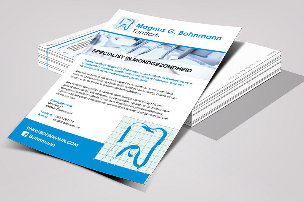 reclame-flyer-bohnman-a4
