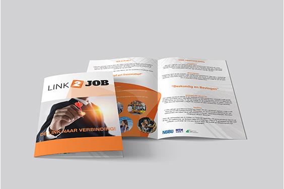 reclame-link2job-folder-overzicht