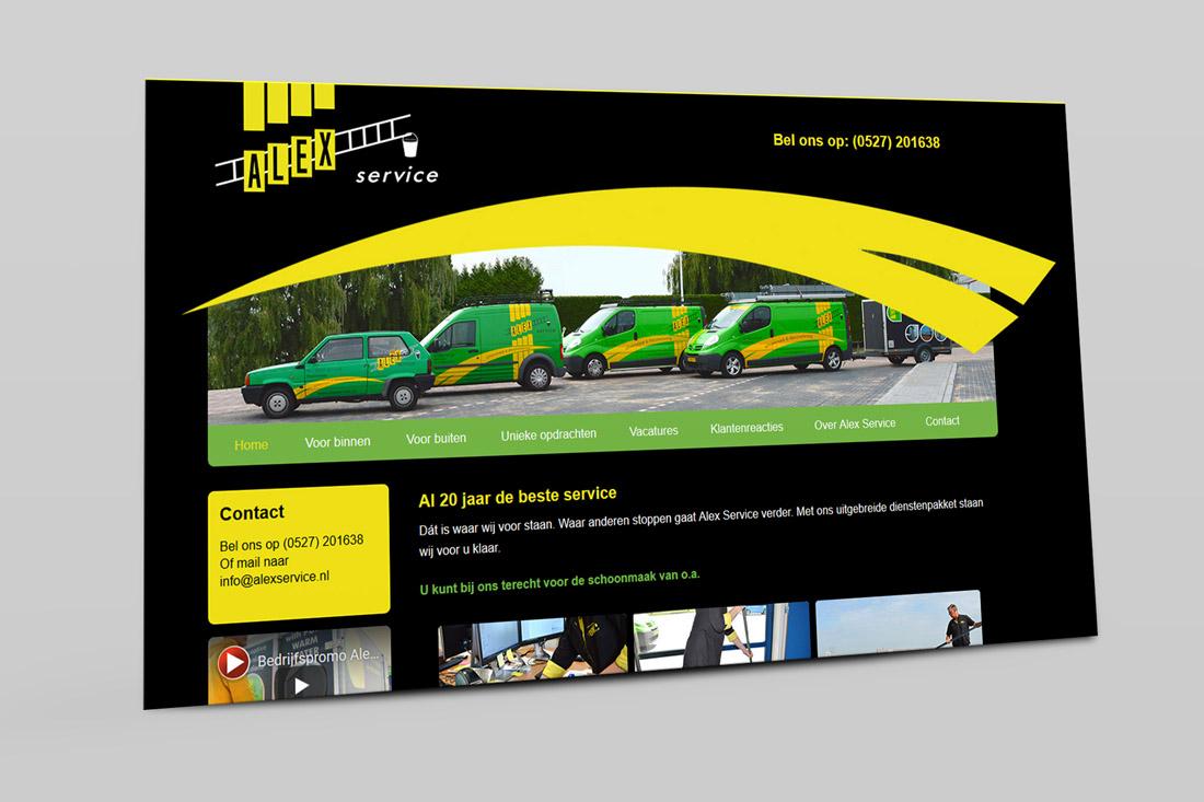 website-alex-service
