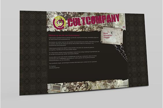website-cultcompany-overzicht