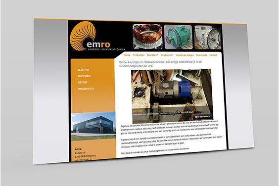 website-emro-overzicht