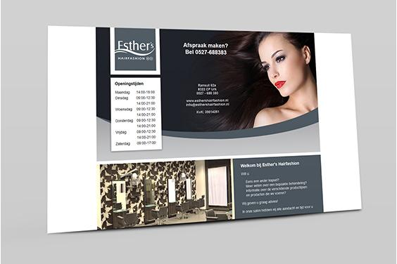 website-esthers-hairfashion-overzicht