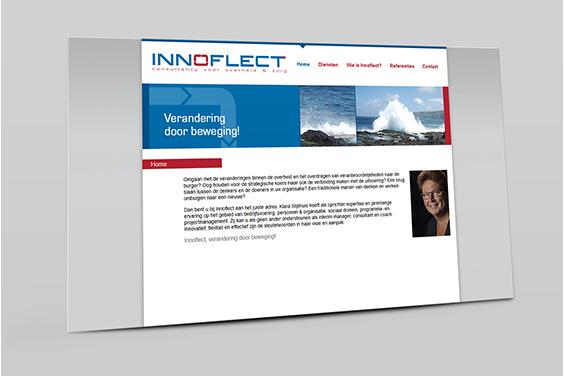 website-innoflect-overzicht