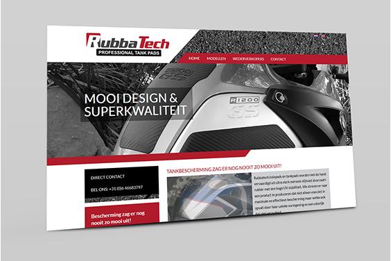 website-rubbatech-overzicht