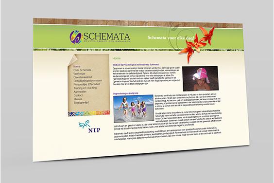 website-schemata-overzicht