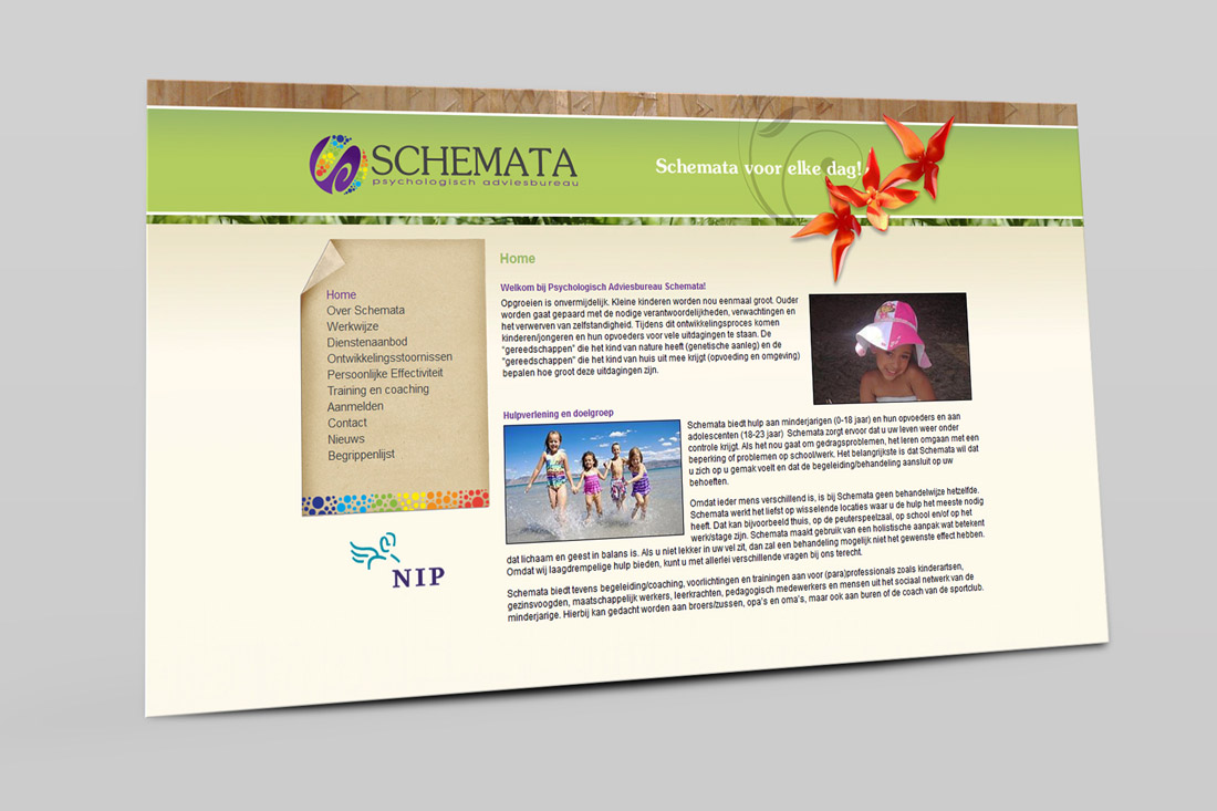 website-schemata